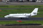セブンさんが、羽田空港で撮影したノエビア 680 Citation Sovereignの航空フォト(写真)