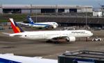 セブンさんが、羽田空港で撮影したフィリピン航空 777-36N/ERの航空フォト(飛行機 写真・画像)