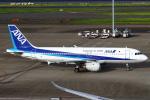 セブンさんが、羽田空港で撮影した全日空 A320-211の航空フォト(写真)