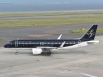 とびたさんが、中部国際空港で撮影したスターフライヤー A320-214の航空フォト(写真)