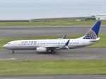とびたさんが、中部国際空港で撮影したユナイテッド航空 737-824の航空フォト(写真)