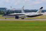 PASSENGERさんが、ミュンヘン・フランツヨーゼフシュトラウス空港で撮影した赤道ギニア政府 777-2FB/LRの航空フォト(写真)