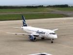 toyoquitoさんが、新潟空港で撮影したヤクティア・エア 100-95LRの航空フォト(飛行機 写真・画像)