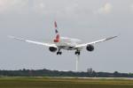 kuro2059さんが、クアラルンプール国際空港で撮影したブリティッシュ・エアウェイズ 787-9の航空フォト(飛行機 写真・画像)