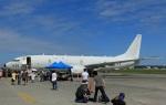 Wasawasa-isaoさんが、横田基地で撮影したアメリカ海軍 P-8A (737-8FV)の航空フォト(写真)