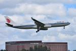 mojioさんが、成田国際空港で撮影した中国国際航空 A330-343Xの航空フォト(飛行機 写真・画像)