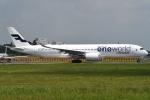 tassさんが、成田国際空港で撮影したフィンエアー A350-941XWBの航空フォト(飛行機 写真・画像)