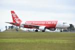 kumagorouさんが、仙台空港で撮影したエアアジア・ジャパン A320-216の航空フォト(飛行機 写真・画像)