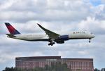 mojioさんが、成田国際空港で撮影したデルタ航空 A350-941の航空フォト(飛行機 写真・画像)