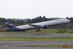 ANA744Foreverさんが、成田国際空港で撮影したアエロフロート・ロシア航空 777-3M0/ERの航空フォト(写真)