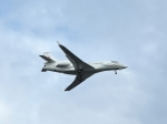 aquaさんが、羽田空港で撮影した不明 Falcon 7Xの航空フォト(写真)