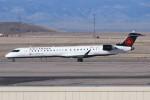 masa707さんが、デンバー国際空港で撮影したジャズ・エア CL-600-2D24 Regional Jet CRJ-900LRの航空フォト(写真)