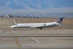 masa707さんが、デンバー国際空港で撮影したユナイテッド・エクスプレス ERJ-145XRの航空フォト(飛行機 写真・画像)