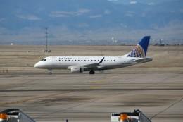 masa707さんが、デンバー国際空港で撮影したリパブリック・エアラインズ ERJ-170-100 SE (ERJ-170SE)の航空フォト(飛行機 写真・画像)
