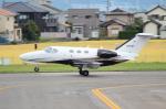 ITM58さんが、福井空港で撮影した岡山航空 510 Citation Mustangの航空フォト(写真)