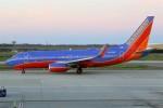 masa707さんが、サクラメント国際空港で撮影したサウスウェスト航空 737-7H4の航空フォト(写真)