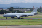 yabyanさんが、名古屋飛行場で撮影したオーストラリア空軍 KC-30A(A330-203MRTT)の航空フォト(飛行機 写真・画像)