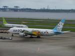 カップメーンさんが、羽田空港で撮影したAIR DO 767-381の航空フォト(飛行機 写真・画像)