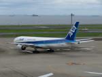 カップメーンさんが、羽田空港で撮影した全日空 777-281の航空フォト(飛行機 写真・画像)