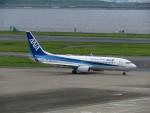 カップメーンさんが、羽田空港で撮影した全日空 737-8ALの航空フォト(写真)