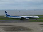 カップメーンさんが、羽田空港で撮影した全日空 777-381の航空フォト(飛行機 写真・画像)