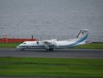 カップメーンさんが、羽田空港で撮影した海上保安庁 DHC-8-315Q MPAの航空フォト(飛行機 写真・画像)