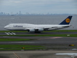 カップメーンさんが、羽田空港で撮影したルフトハンザドイツ航空 747-830の航空フォト(飛行機 写真・画像)