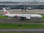カップメーンさんが、羽田空港で撮影した日本航空 777-246の航空フォト(飛行機 写真・画像)