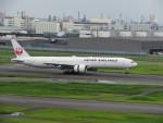 カップメーンさんが、羽田空港で撮影した日本航空 777-346/ERの航空フォト(飛行機 写真・画像)