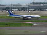 カップメーンさんが、羽田空港で撮影した全日空 777-281/ERの航空フォト(飛行機 写真・画像)