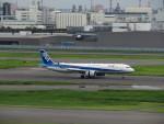 カップメーンさんが、羽田空港で撮影した全日空 A321-272Nの航空フォト(写真)