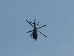 カップメーンさんが、つくばヘリポートで撮影した茨城県防災航空隊 BK117C-2の航空フォト(飛行機 写真・画像)