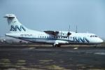 tassさんが、メキシコ・シティ国際空港で撮影したアエロマール航空 ATR-42-320の航空フォト(飛行機 写真・画像)