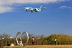 ☆ライダーさんが、成田国際空港で撮影したエア・タヒチ・ヌイ 787-9の航空フォト(写真)