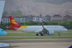 JA8037さんが、杭州蕭山国際空港で撮影した北京首都航空 A320-251Nの航空フォト(写真)
