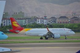 JA8037さんが、杭州蕭山国際空港で撮影した北京首都航空 A320-251Nの航空フォト(飛行機 写真・画像)