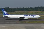turenoアカクロさんが、成田国際空港で撮影した全日空 767-381/ER(BCF)の航空フォト(写真)