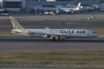 k-spotterさんが、ロンドン・ヒースロー空港で撮影したガルフ・エア 787-9の航空フォト(写真)