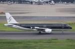 BOEING737MAX-8さんが、羽田空港で撮影したスターフライヤー A320-214の航空フォト(写真)