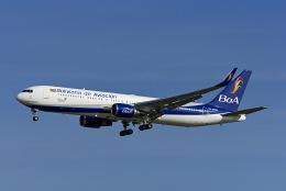 Frankspotterさんが、マドリード・バラハス国際空港で撮影したボリビアーナ航空 767-3S1/ERの航空フォト(飛行機 写真・画像)