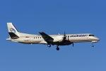 Frankspotterさんが、チューリッヒ空港で撮影したアドリア航空 2000の航空フォト(飛行機 写真・画像)