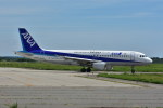 ちどりんさんが、能登空港で撮影した全日空 A320-211の航空フォト(写真)