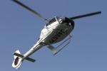 ひらひささんが、津市伊勢湾ヘリポートで撮影したオートパンサー EC130B4の航空フォト(写真)