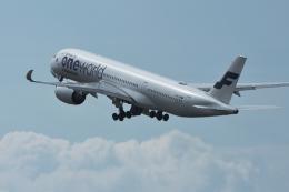 gucciyさんが、中部国際空港で撮影したフィンエアー A350-941の航空フォト(飛行機 写真・画像)
