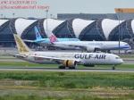 masarunphotosさんが、スワンナプーム国際空港で撮影したガルフ・エア 787-9の航空フォト(写真)