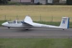 コギモニさんが、福井空港で撮影した日本個人所有 ASK 21の航空フォト(写真)