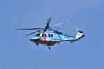 kumagorouさんが、仙台空港で撮影した新潟県警察 AW139の航空フォト(写真)