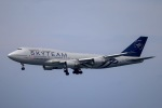 KANE0722さんが、那覇空港で撮影したチャイナエアライン 747-409の航空フォト(飛行機 写真・画像)