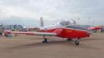 ちゃぽんさんが、フェアフォード空軍基地で撮影したイギリス空軍 Jet Provost T.5の航空フォト(飛行機 写真・画像)