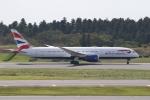 ANA744Foreverさんが、成田国際空港で撮影したブリティッシュ・エアウェイズ 787-9の航空フォト(写真)